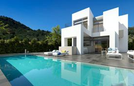 Property for sale in Murcia. Modern 3 bedroom villa in La Manga Club Resort
