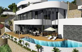 Luxury 4 bedroom apartments for sale in Costa Blanca. New home – Alicante, Valencia, Spain