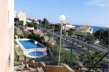1 bedroom apartments for sale in Benalmadena. Apartment with sea views!