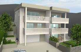 Coastal residential for sale in Rogoznica. New built house in Rogoznica