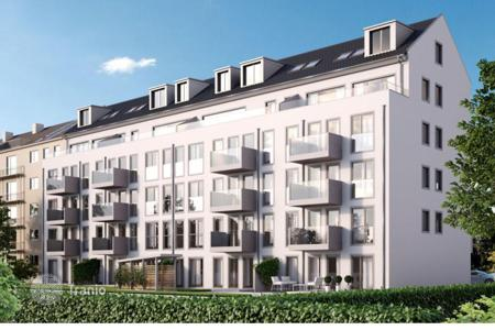 1 bedroom apartments from developers for sale overseas. New apartment in Munich Schwabing — planned significant increase in prices