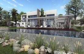 Luxury residential for sale in Benalmadena. Spacious villa with a pool, a terrace and a garden, in a new residential complex in a quiet area, Benalmadena, Spain