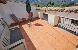 Residential for sale in Calpe. Alcoy-Planes. Triplex of 110 m² consists of 3 bedrooms, 2 bathrooms, 2 fully equipped kitchens