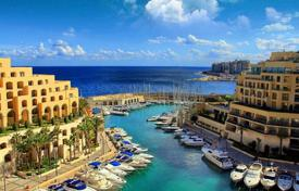 Apartments with pools for sale in Malta. Loft – St Julian's, Malta