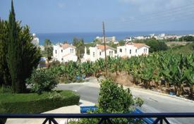 Cheap houses for sale in Cyprus. Too bedroom maisonette with sea view