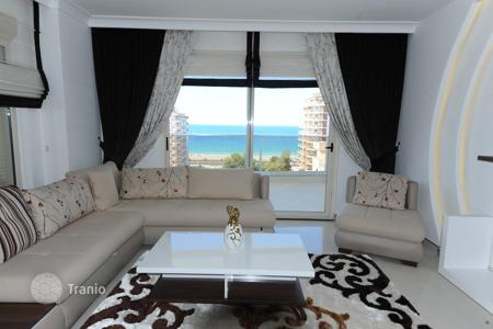 3 bedroom apartments for sale in Western Asia. Duplex 100 meters from the sea in Mahmutlar