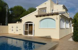 Houses with pools for sale in Moraira. Villa of 3 bedrooms in Moraira