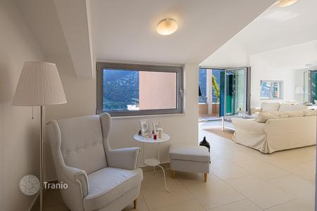 Apartments with pools for sale in Herceg-Novi. New home – Morinj, Herceg-Novi, Montenegro