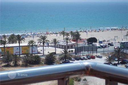 Foreclosed 1 bedroom apartments for sale in Spain. Comfortable apartment with sea view, San Juan, Spain
