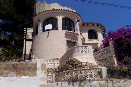 Foreclosed 4 bedroom houses for sale in Valencia. Villa - Benissa, Valencia, Spain