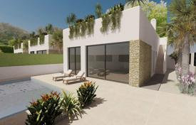 3 bedroom houses for sale in Murcia. Detached villa with private pool in Santiago de la Ribera