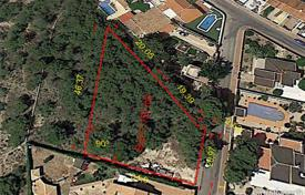 Development land for sale overseas. A large plot of land in the elite area of Los Balcones, Torrevieja