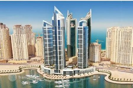 Property for sale in Western Asia. Apartment with stunning views of the sea and the city, in the Dubai Marina area