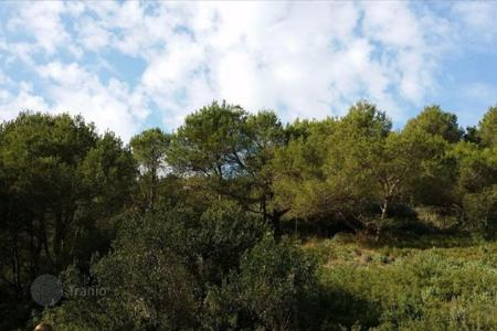 Development land for sale in Begur. Plot with seaview in Begur