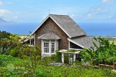 Houses with pools for sale in Saint Kitts and Nevis. Detached house – Saint Paul Capisterre Parish, Saint Kitts and Nevis