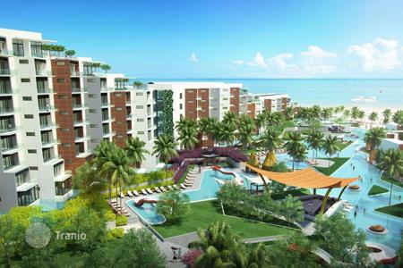 Cheap residential for sale in Southeast Asia. New apartment on Phu Quoc, Vietnam. Ocean view, private beach. Guaranteed rental income!