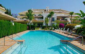 Penthouses for sale in Costa del Sol. Two-level penthouse in an elite complex, Marbella, Costa del Sol, Spain