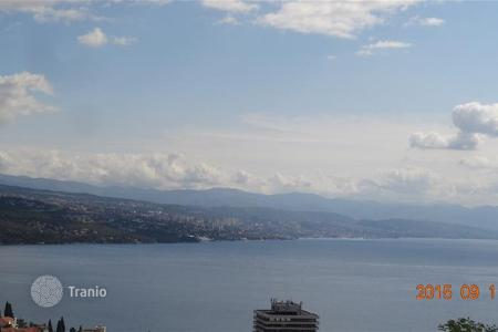 New homes for sale in Opatija. Apartment NEW — apartment with two terraces