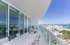 Fully equipped penthouse step away from the beach, Miami Beach, Florida, USA for $1,999,000