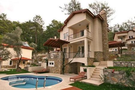 5 bedroom houses for sale in Western Asia. Luxury Villa with private pool and Jacuzzi, Göcek, Fethiye, Turkey