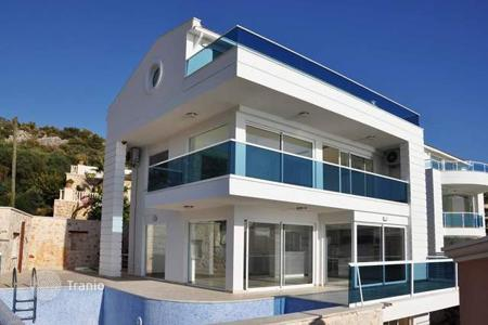 5 bedroom houses by the sea for sale in Western Asia. New villas in Kalkan Mr sale with sea view