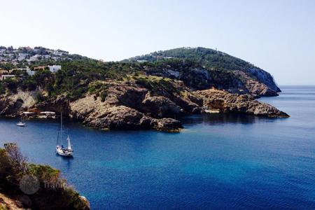 Land for sale in Ibiza. Development land – Sant Josep de sa Talaia, Ibiza, Balearic Islands,  Spain