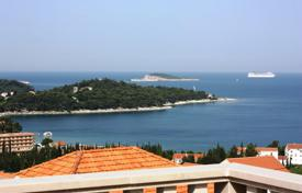 Coastal residential for sale in Dubrovnik Neretva County. Duplex villa near the sea in Dubrovnik, Croatia