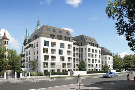 1 bedroom apartments from developers for sale in Munich. New home - Munich, Bavaria, Germany