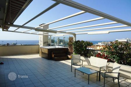Coastal penthouses for sale in Sanremo. Sanremo Penthouse Sea View For Sale