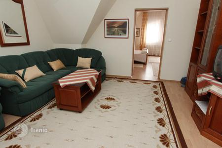 Property for sale in Zala. One bedroom apartment in the city center, near to the lake, Hévíz, Hungary