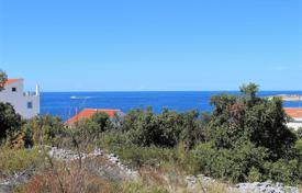 Development land for sale in Rogoznica. Sea view plot, 70 meters from the beach, Rogoznica, Croatia