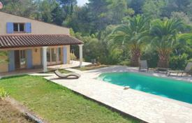 Cheap 4 bedroom houses for sale in France. Villa – Mougins, Côte d'Azur (French Riviera), France