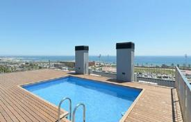 4 bedroom apartments by the sea for sale in Barcelona. New apartment with 4 bedrooms and sea views in Barcelona, Sant Martí district