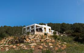New villa with a pool, a garden and countryside views, San Juan, Ibiza, Spain for 7,900 € per week