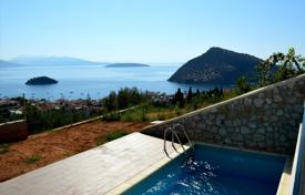 Houses with pools by the sea for sale in Peloponnese. Villa – Nafplio, Peloponnese, Greece