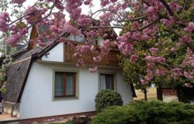 3 bedroom houses for sale in Lake Balaton. Cozy house with a garden and a garage near Lake Balaton, Hungary