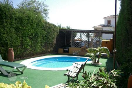 Townhouses for sale in Buron. Townhouse with sea view and private swimming pool