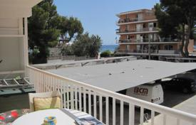 1 bedroom apartments for sale in Magaluf. Cozy apartment with a terrace, a parking and sea views, Magalluf, Spain