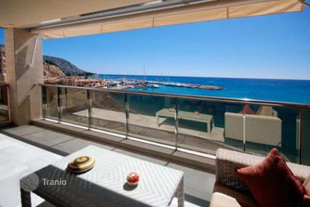New homes for sale in Costa Blanca. Modern Apartments with terraces, with the Mediterranean Sea view, Costa Blanca, Altea
