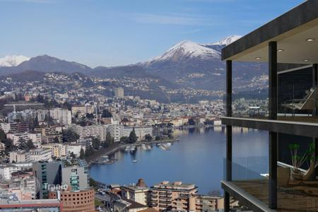 Luxury new homes for sale in Europe. New home – Paradiso, Lugano, Ticino, Switzerland