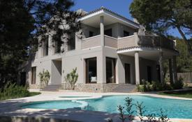 Villa with a terrace, a pool and a large plot, near the beach, L'Ametlla de Mar, Spain for 1,350,000 €
