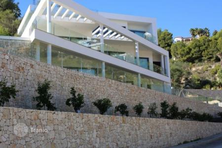Luxury apartments with pools for sale in Costa Blanca. New home – Javea (Xabia), Valencia, Spain