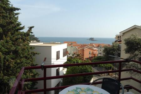 1 bedroom apartments by the sea for sale in Petrovac. One bedroom apartment in Petrovac, Montenegro