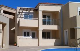 Coastal townhouses for sale in Chania. Terraced house – Chania (city), Chania, Crete, Greece