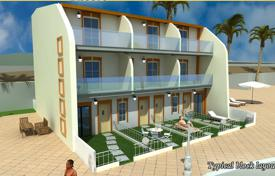 Townhouses for sale in Italy. Residential complex with beautiful sea views, San Sostene, Catanzaro, Calabria, Italy