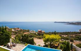 Houses with pools by the sea for sale in Greece. Villa – Nea Makri, Attica, Greece