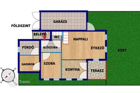 Houses for sale in Csomád. Detached house – Csomád, Pest, Hungary