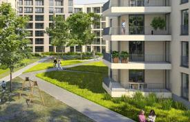 New homes for sale in Bavaria. One-bedroom apartment in a new residential complex in Munich, Obersendling district