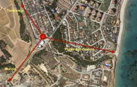 Development land for sale in Valencia. Orihuela Costa, Dehesa de Campoamor, plot of 2300 m² for construction of 2 detached Villas