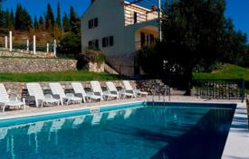 Residential for sale in Dubrovnik Neretva County. Furnished villa with a swimming pool, terraces and a sea view, Brgat, Croatia